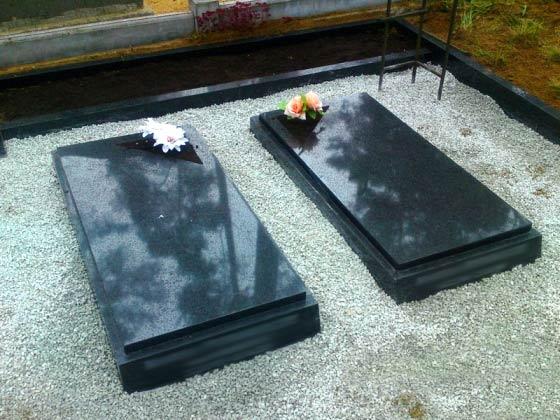 Kapu apmale slēgta - sarkofāgs